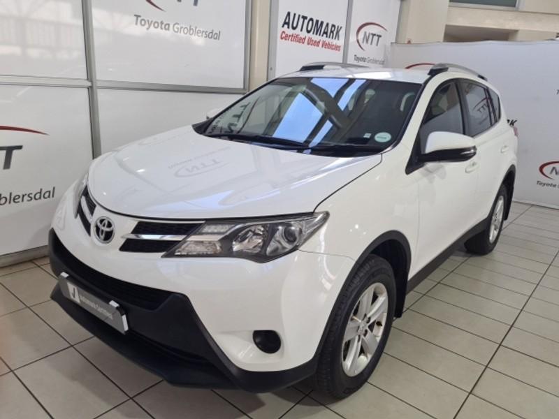 2013 Toyota RAV4 2.0 GX Limpopo Groblersdal_0