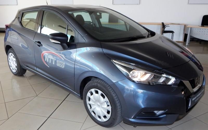 2021 Nissan Micra 900T Visia Kwazulu Natal Ladysmith_0