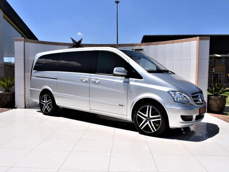 2012 Mercedes-Benz Viano 3.0 Cdi Ambiente At  Gauteng De Deur_0
