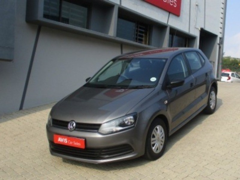 2020 Volkswagen Polo Vivo 1.4 Trendline 5-dr Mpumalanga Nelspruit_0