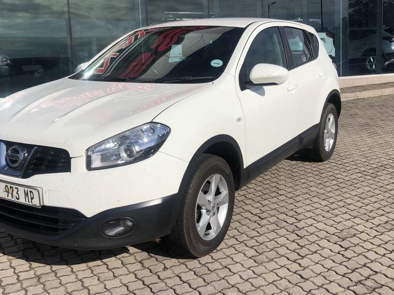 2014 Nissan Qashqai 1.6 Acenta  Mpumalanga Nelspruit_0