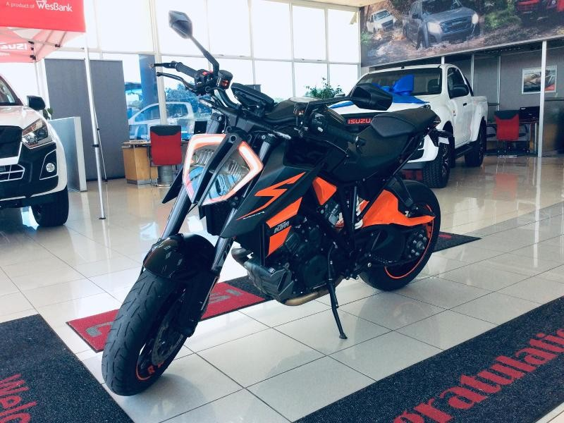 2017 Ktm 1290 Super Duke R Gauteng Randburg_0