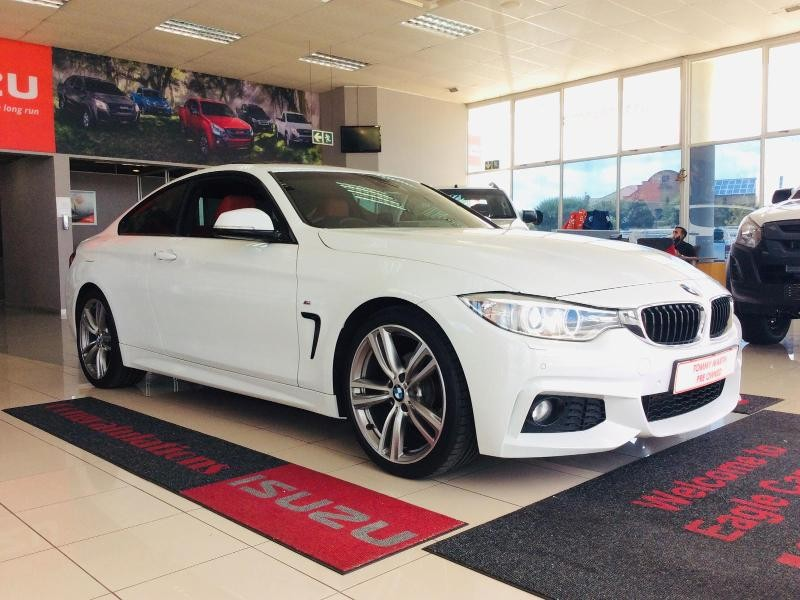 2017 BMW 4 Series Coupe M Sport Gauteng Randburg_0
