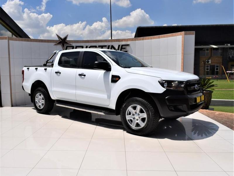 2017 Ford Ranger 2.2TDCi XL Double Cab Bakkie Gauteng De Deur_0