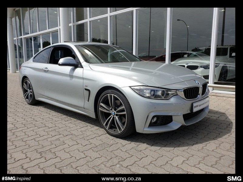 2017 BMW 4 Series 420D Coupe M Sport Auto Western Cape Tygervalley_0