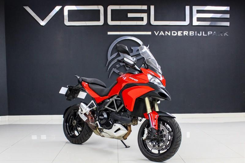 2012 Ducati Multistrada  1200 Gauteng_0