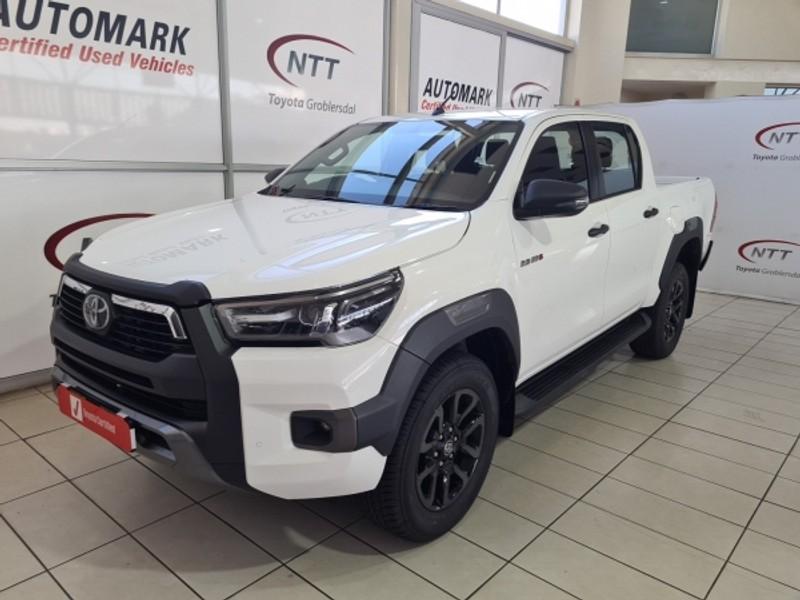 2021 Toyota Hilux 2.8 GD-6 RB Legend Double Cab Bakkie Limpopo Groblersdal_0