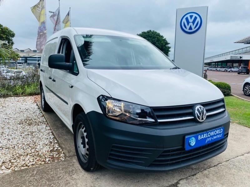2020 Volkswagen Caddy MAXI 2.0TDi 81KW FC PV Kwazulu Natal Durban_0
