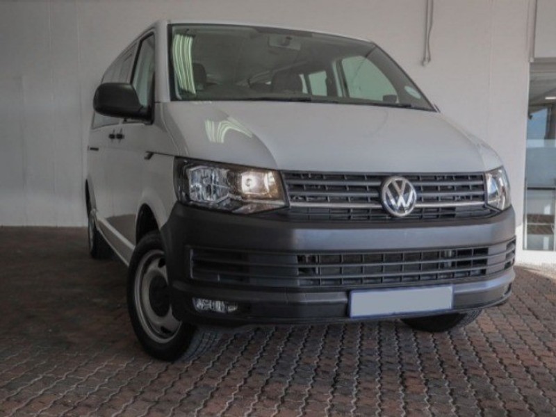 2020 Volkswagen Transporter T6 2.0TDi LWB 75KW FC PV Western Cape Cape Town_0