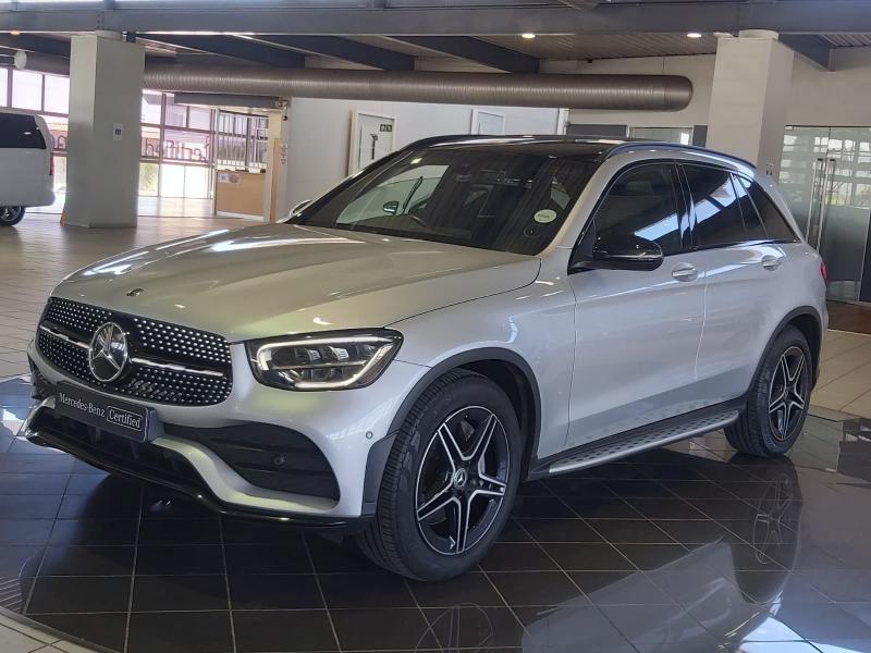 2020 Mercedes-Benz GLC 300 AMG Western Cape Cape Town_0