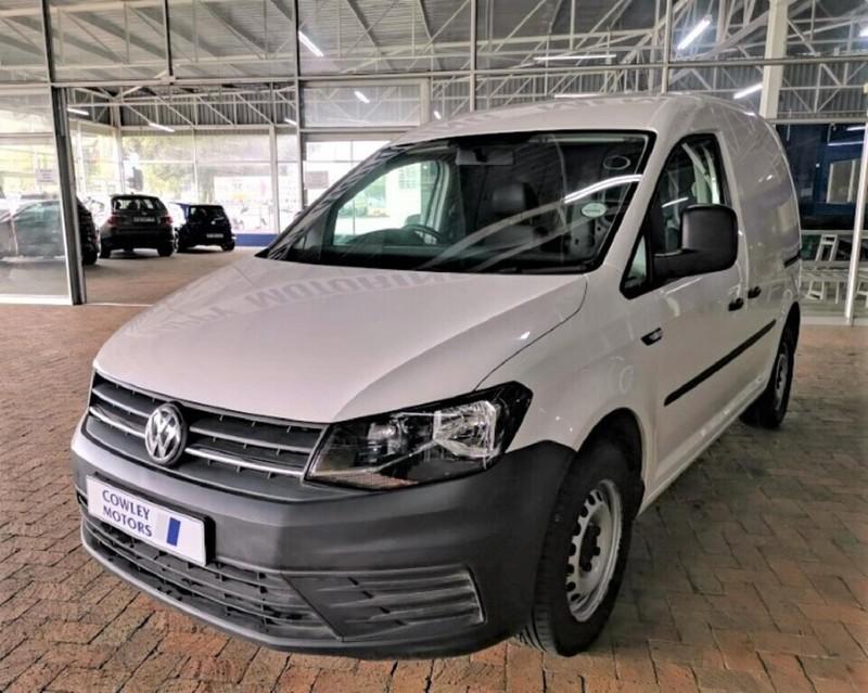 2016 Volkswagen Caddy 1.6i 81kW Panel Van Western Cape Parow_0