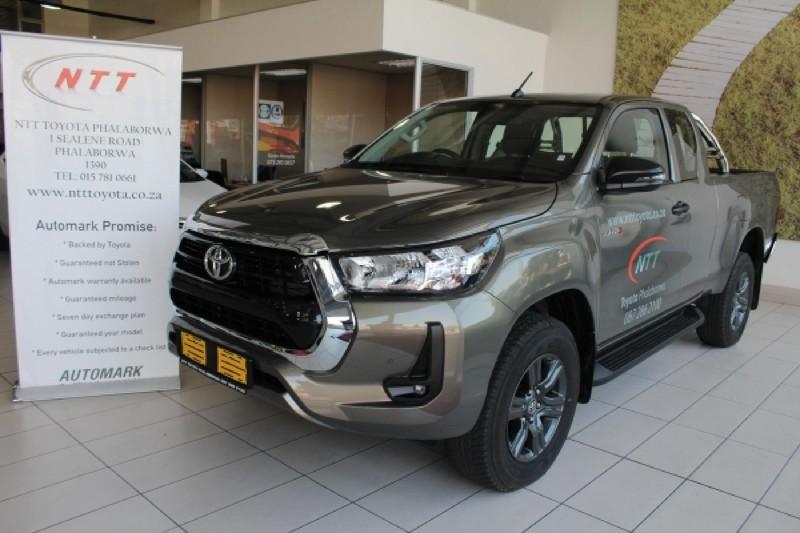 2021 Toyota Hilux 2.4 GD-6 RB Raider PU ECab Limpopo Phalaborwa_0