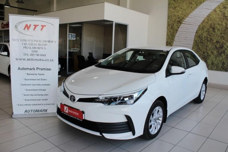 2021 Toyota Corolla Quest 1.8 Prestige Limpopo Phalaborwa_0