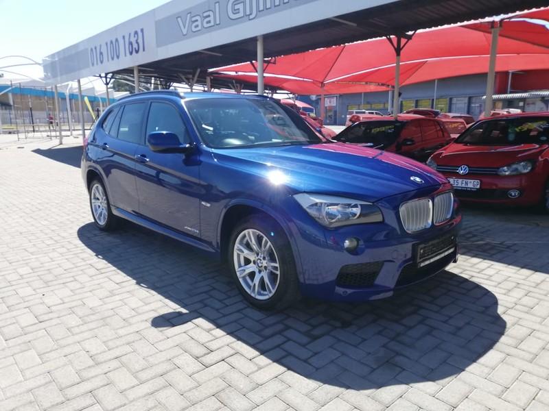 2012 BMW X1 Xdrive23d At  Gauteng Vereeniging_0