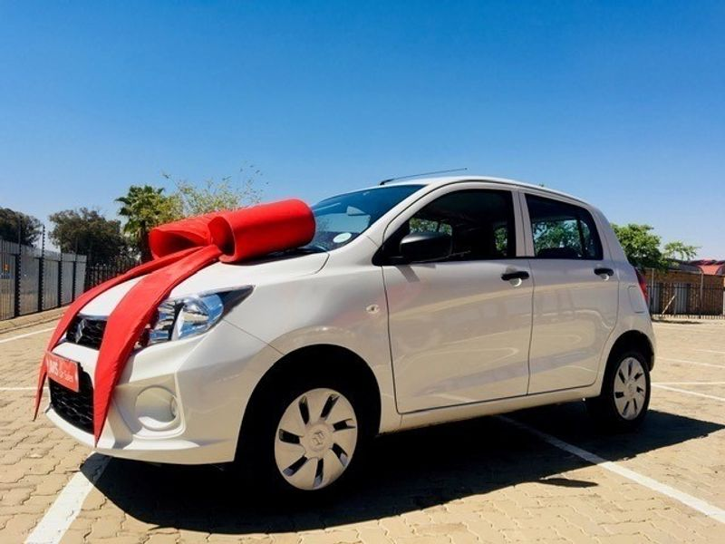 2020 Suzuki Celerio 1.0 GA Gauteng Centurion_0