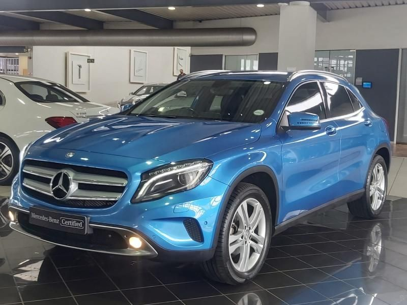 2015 Mercedes-Benz GLA 200 CDI Auto Western Cape Cape Town_0