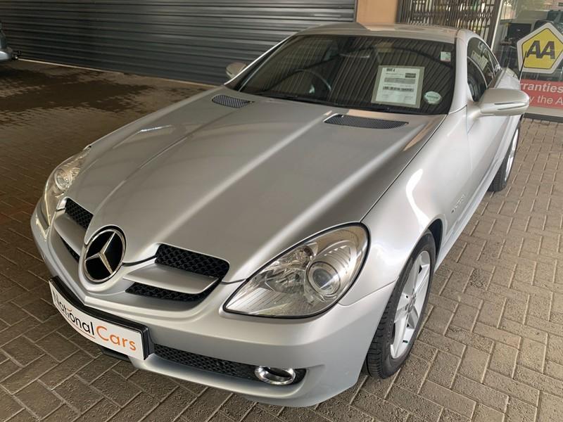 2010 Mercedes-Benz SLK Slk 200 Kompressor Sport  Mpumalanga Secunda_0