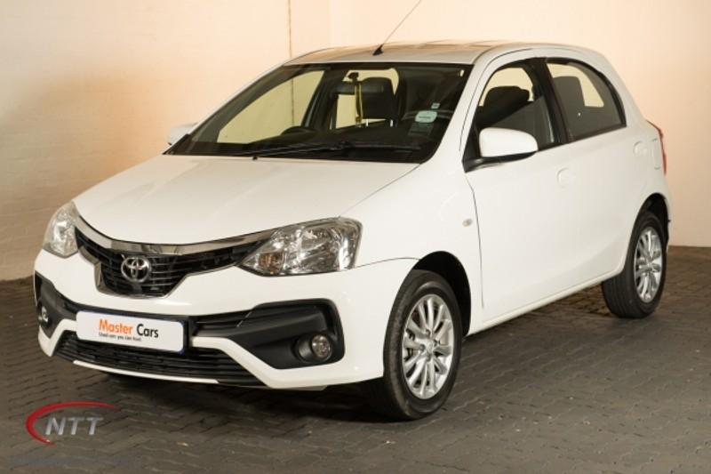 2018 Toyota Etios 1.5 Xs 5dr  Gauteng Heidelberg_0