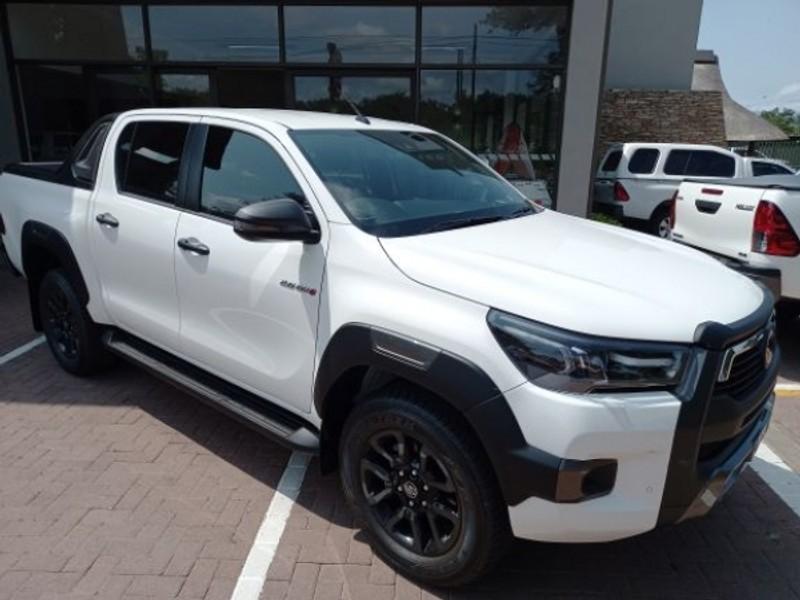 2021 Toyota Hilux 2.8 GD-6 RB Legend RS 4x4 Double Cab Bakkie Limpopo Hoedspruit_0