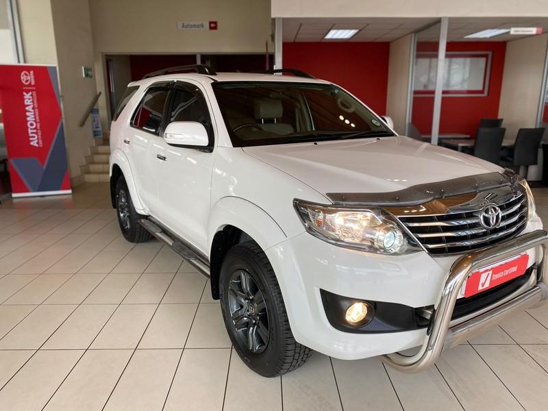2012 Toyota Fortuner 4.0 V6 Heritage Rb At  Gauteng Centurion_0
