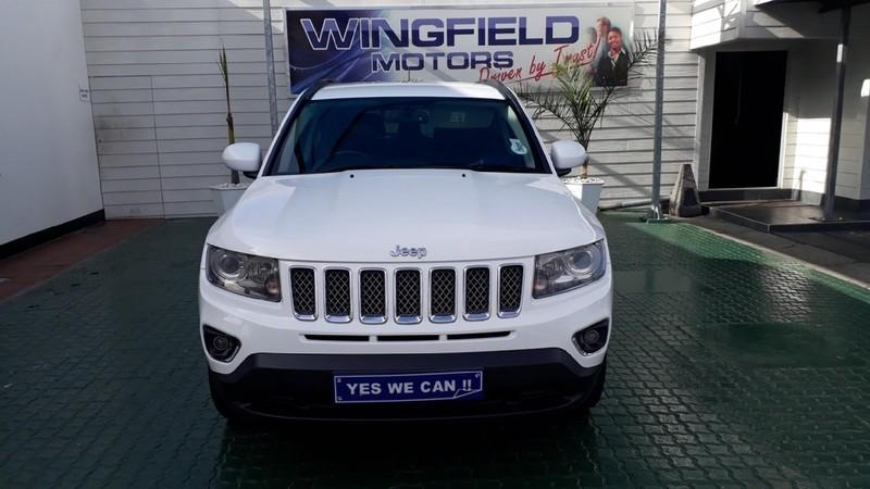 2013 Jeep Compass 2.0 Ltd  Western Cape Cape Town_0