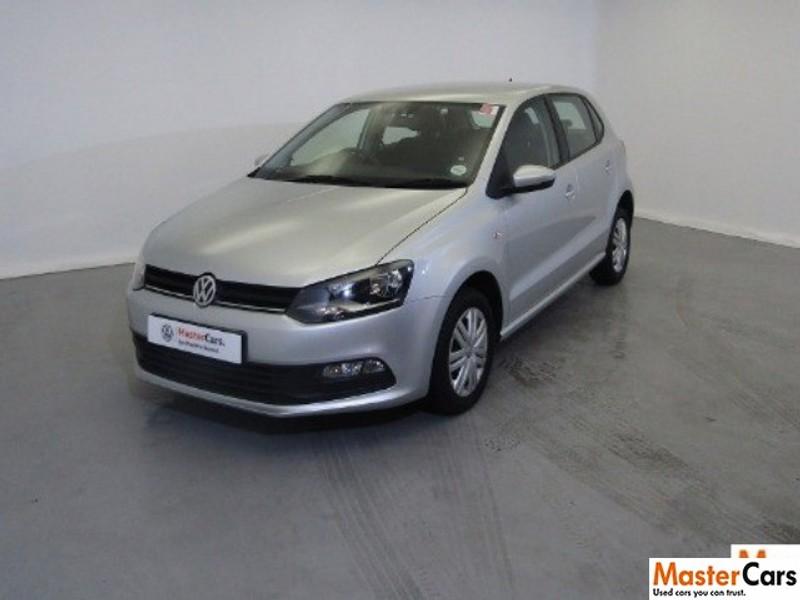 2019 Volkswagen Polo Vivo 1.6 Comfortline TIP 5-Door Western Cape Bellville_0