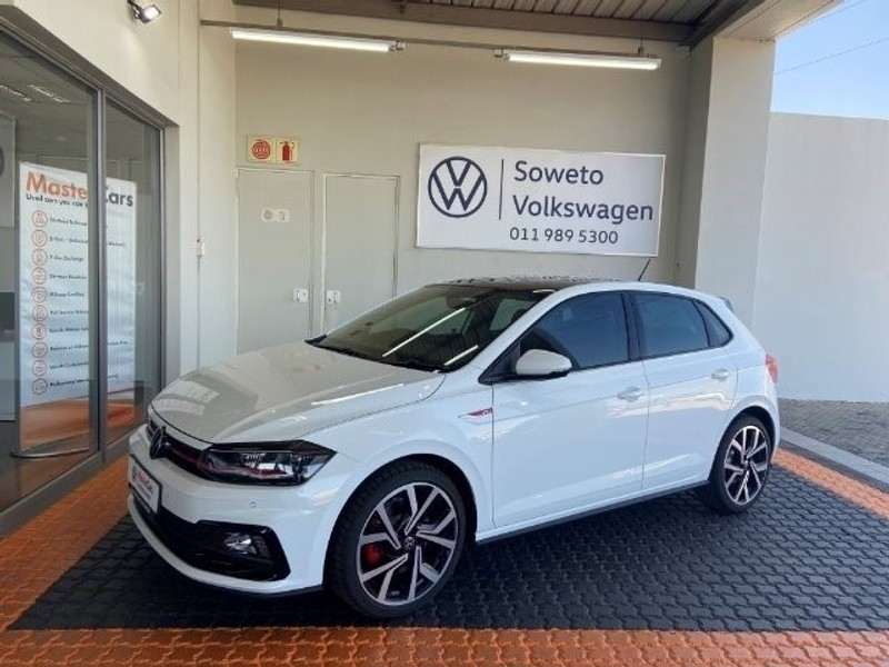 2021 Volkswagen Polo 2.0 GTI DSG 147kW Gauteng Soweto_0