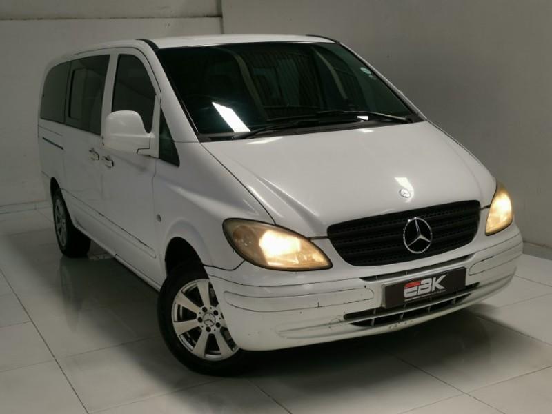 2006 Mercedes-Benz Vito 115 2.2 Cdi Crew Bus  Gauteng Johannesburg_0