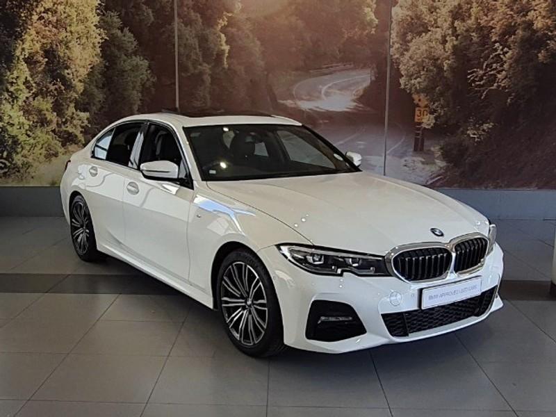 2020 BMW 3 Series 320i M Sport Launch Edition Auto G20 Gauteng Pretoria_0