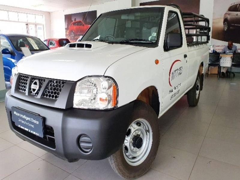 2021 Nissan NP300 2.5 TDi LWB Single Cab Bakkie North West Province Potchefstroom_0