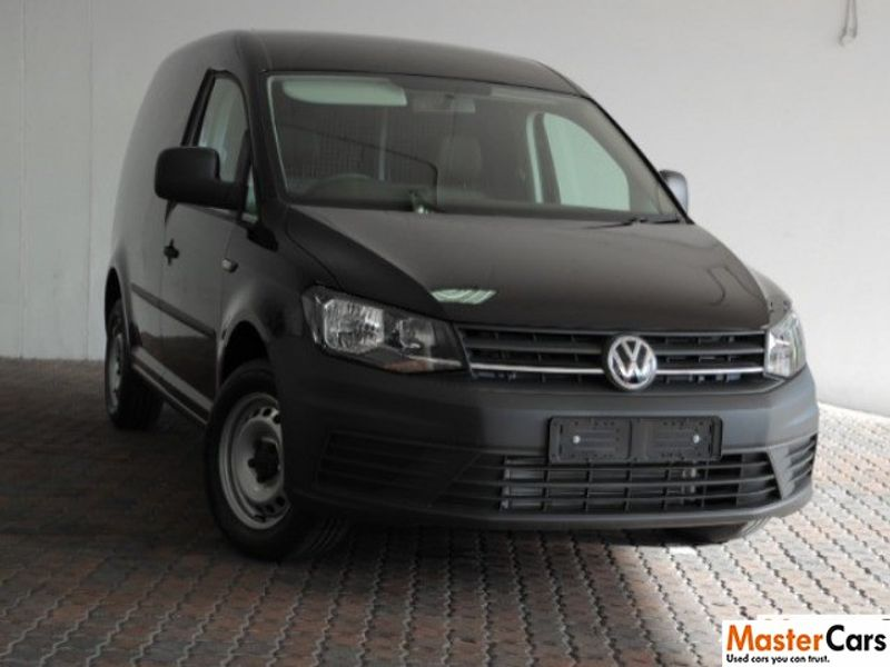2020 Volkswagen Caddy 1.6i 81KW FC PV Western Cape Cape Town_0