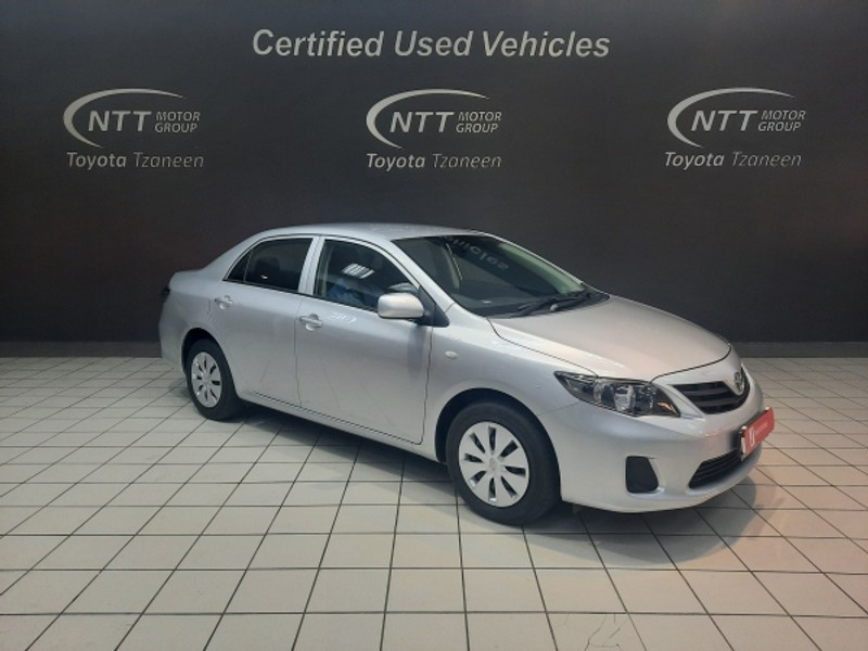 2020 Toyota Corolla Quest 1.6 Limpopo Tzaneen_0