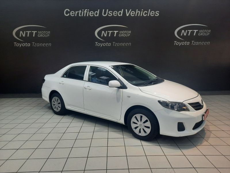 2020 Toyota Corolla Quest 1.6 Limpopo Tzaneen_0