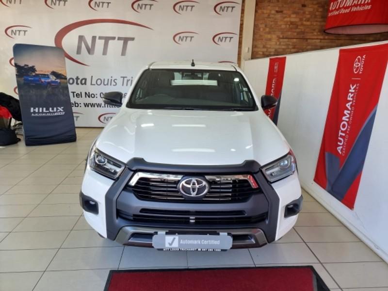 2021 Toyota Hilux 2.8 GD-6 RB Legend Double Cab Bakkie Limpopo Louis Trichardt_0