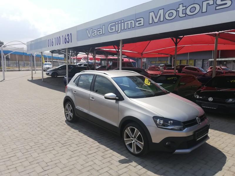 2011 Volkswagen Polo 1.6 Cross 5dr  Gauteng Vereeniging_0