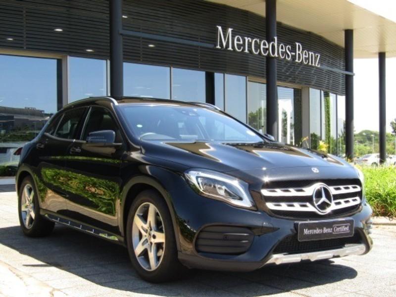 2020 Mercedes-Benz GLA 200 Auto Kwazulu Natal Umhlanga Rocks_0