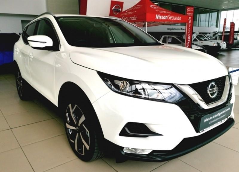 2021 Nissan Qashqai 1.5 dCi Acenta plus Mpumalanga Secunda_0