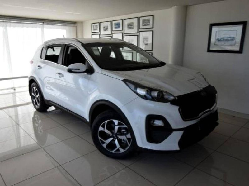 2021 Kia Sportage 2.0 CRDi Ignite Auto Gauteng Centurion_0