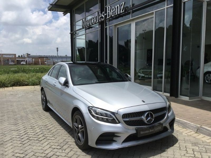 2019 Mercedes-Benz C-Class C 180 Auto Free State Bloemfontein_0