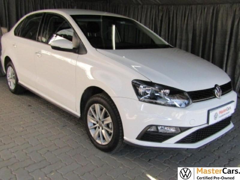 2021 Volkswagen Polo GP 1.6 Comfortline Gauteng Johannesburg_0