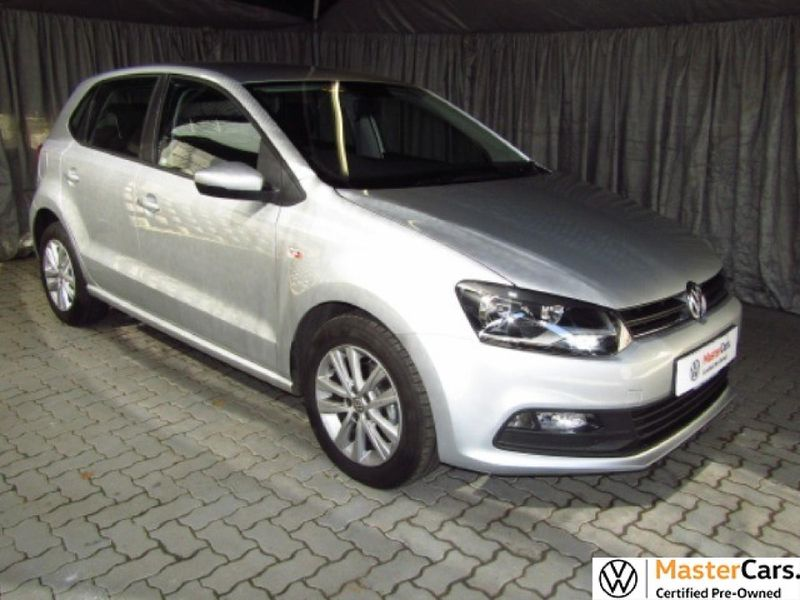 2021 Volkswagen Polo Vivo 1.4 Comfortline 5-Door Gauteng Johannesburg_0