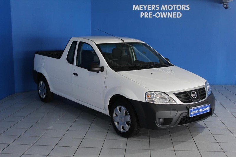 2021 Nissan NP200 1.6  Ac Safety Pack Pu Sc  Eastern Cape East London_0