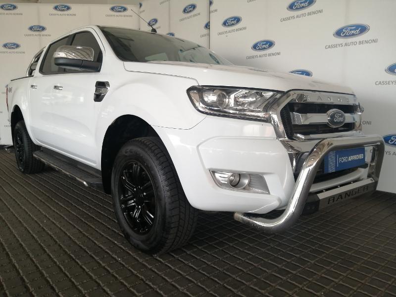2016 Ford Ranger 3.2TDCi XLT 4X4 Auto Double Cab Bakkie Gauteng Johannesburg_0