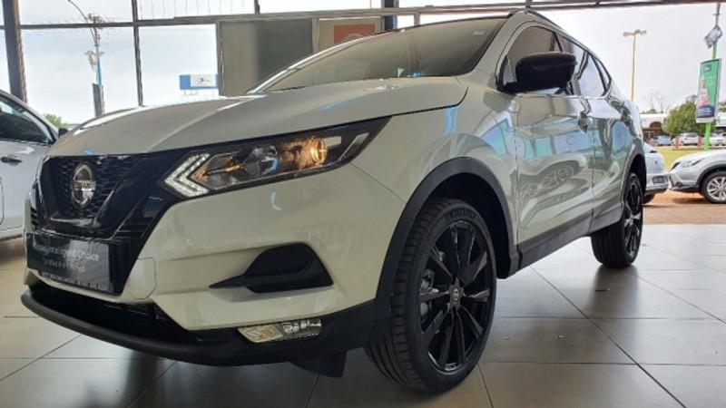 2021 Nissan Qashqai 1.2T Midnight CVT North West Province Klerksdorp_0