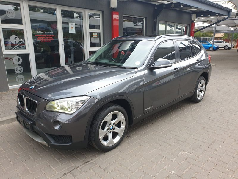 2013 BMW X1 Sdrive20d At  Gauteng Vanderbijlpark_0