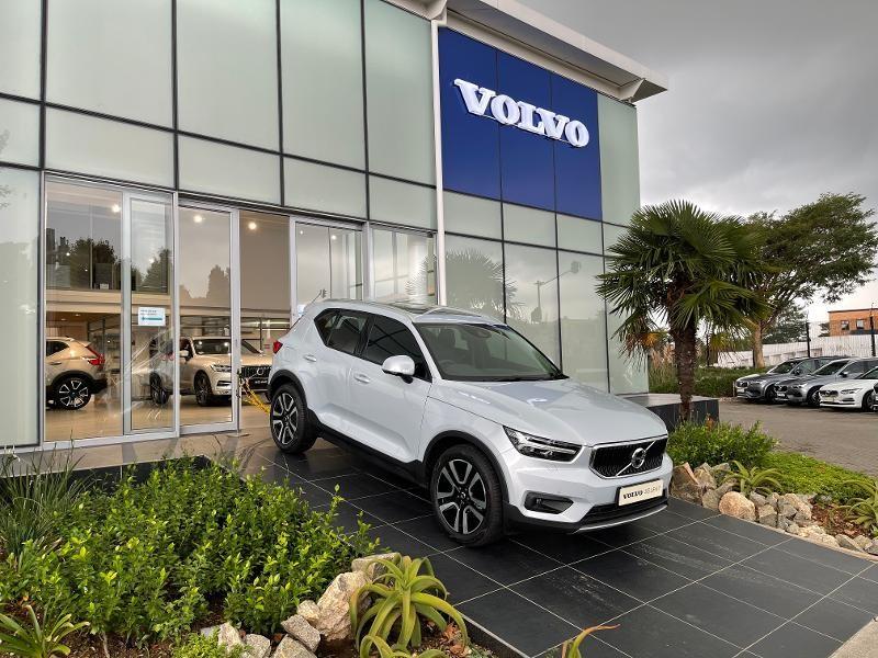 2021 Volvo XC40 T3 Momentum Gauteng Midrand_0