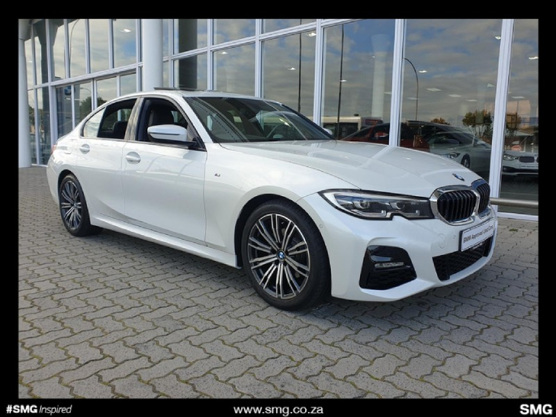 2019 BMW 3 Series 320i M Sport Launch Edition Auto G20 Western Cape Tygervalley_0