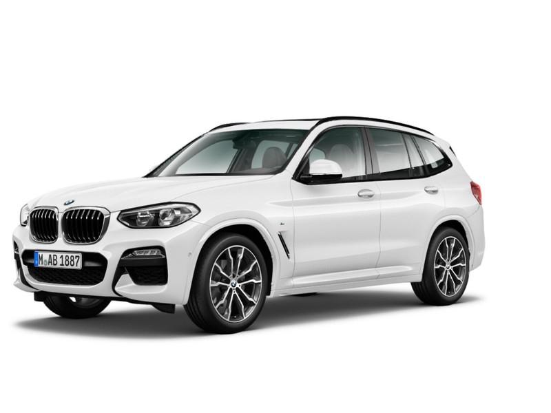 2019 BMW X3 sDRIVE 18d M Sport G01 Western Cape Tygervalley_0