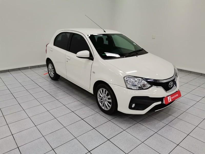 2020 Toyota Etios 1.5 Xs 5dr  Kwazulu Natal Westville_0