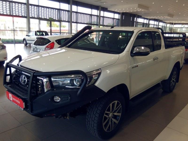2019 Toyota Hilux 2.8 GD-6 RB Raider PU ECAB Limpopo Mokopane_0